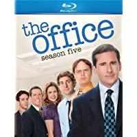 The Office: Season Five Blu-ray (4 Discs)