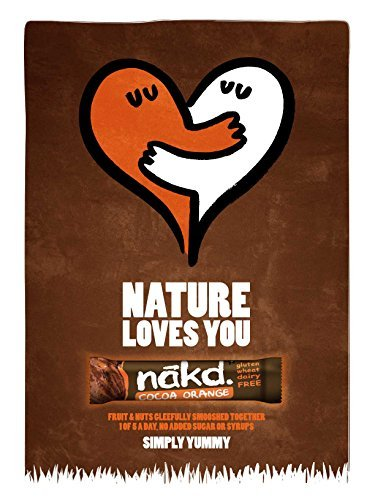 Nakd Nibbles & Bars Variety Pack, 8 Count by Nakd (Image #9)