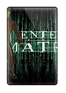 New Donnatwade118 Super Strong Enter The Matrix Tpu Cases Covers For Ipad Mini