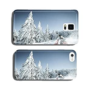 Scooter winter cell phone cover case iPhone6 Plus