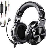 OneOdio A71M Casque Audio Filaire Casque PC avec Micro Antibruit pour Réunion Visioconférence Travail Compatible...