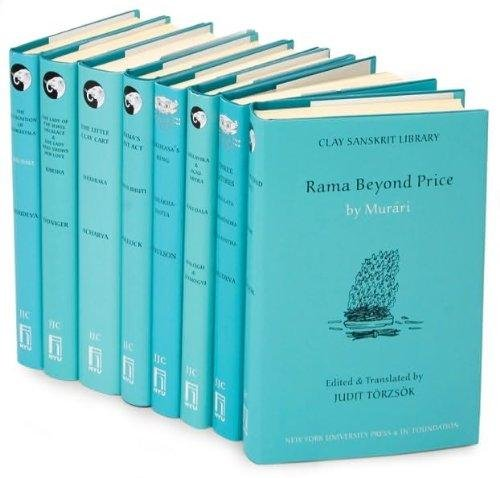 The Complete Clay Sanskrit Library: 56-volume Set by Brand: NYU Press