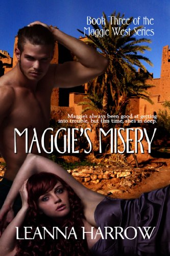 Book: Maggie's Misery by Leanna Harrow