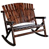 Leigh Country TX 93866 Char-Log Double Rocker For Sale