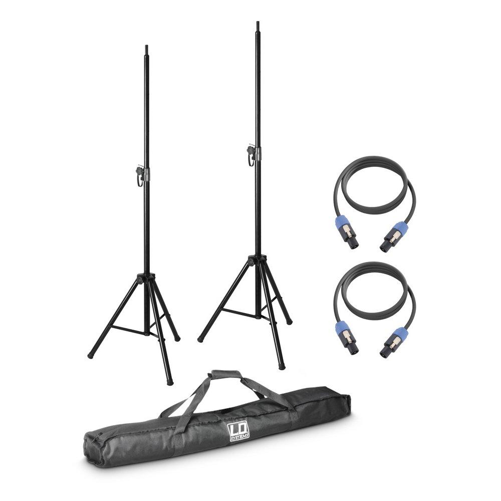 LD Systems Dave 8 LDDAVE8SET2 -Channel Speaker Stand