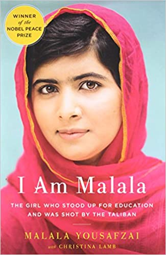 Image result for i am malala book