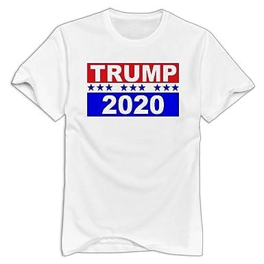 4dd2333d5 Amazon.com: Funny Men's 2020 Donald Trump Fashion T-Shirt: Clothing