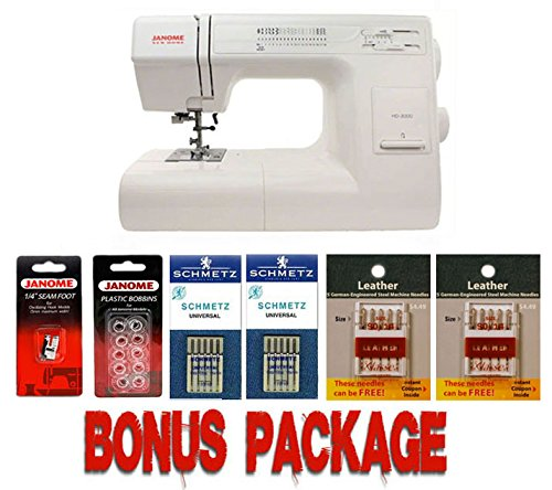 top 5 best sewing machine janome heavy duty,sale 2017,Top 5 Best sewing machine janome heavy duty for sale 2017,