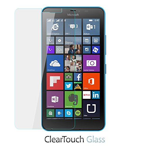 Tempered Glass Screen Protector for Nokia Lumia 640 XL - 9