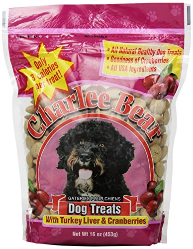 Charlee Bear Dog Training Treats - 4