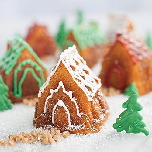 Nordicware Cozy Village Baking Pan