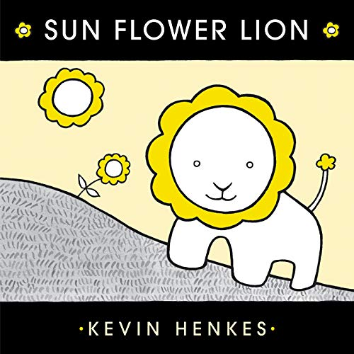 Book Cover: Sun Flower Lion