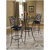 Bar Height Bistro Dining 3 Piece Set