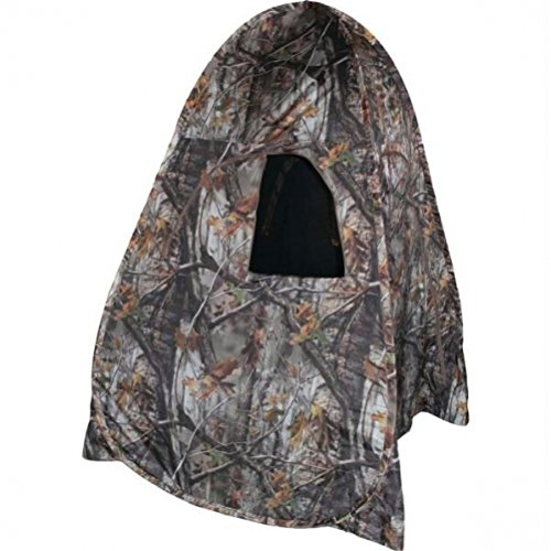 Classic Safari 1-man Portable Camo Hunting Blind- Man Camo Hunting Blind