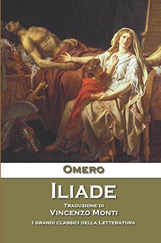 Iliade  Italian Edition