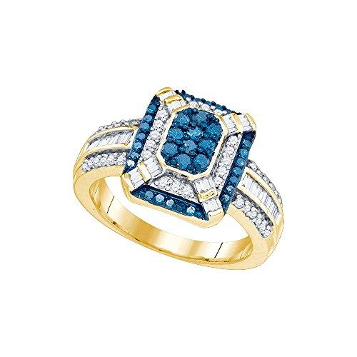 3/4 Total Carat Weight DIAMOND FASHION RING