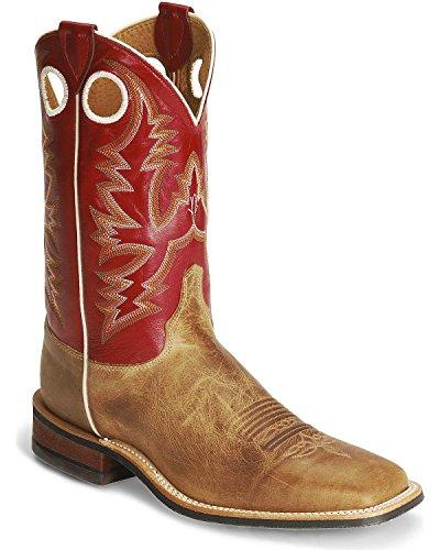 Cowboy Boot Double Stitched Welt J-Flex Insole Flexible