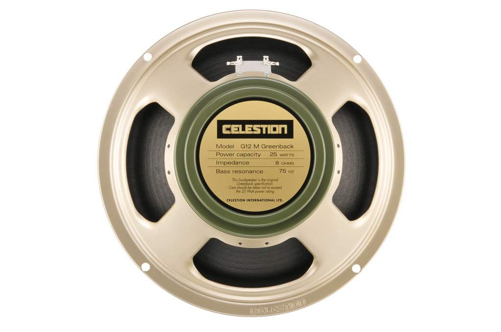 Celestion G12M Greenback Guitar Speaker by CELESTION