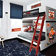 Philadelphia Flyers Mascot Repositional Set