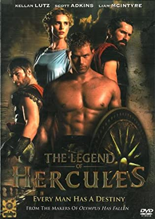 Amazon com: DVD The Legend Of Hercules (Region 3) Kellan