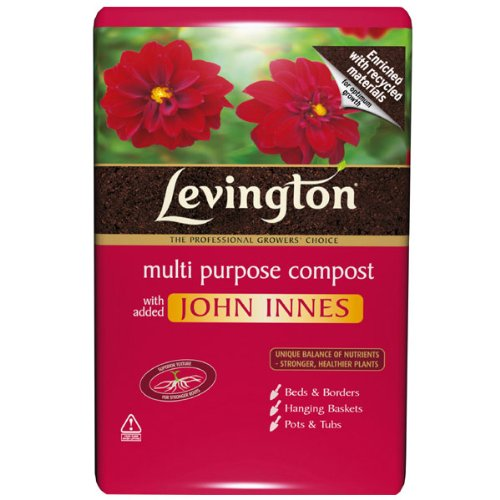 Levington Multi Purpose Compost 50 Litres Evergreen Garden Care Ltd 017986 Weed / Feed / Seed Weed_and_Pest_Control