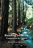 img - for Reading to Write: Composition in Context book / textbook / text book