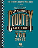The Ultimate Country Fake Book, 5th Edition