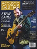 Acoustic Guitar (Issue 249) (September 2013 (Steve Earle Cover))