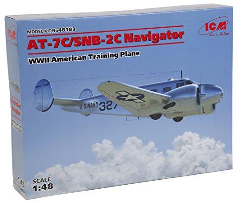 Icm Models 1 48 At 7C Snb 2C Navigator Model Kit
