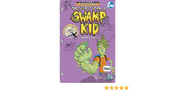 Amazon.com: The Secret Spiral of Swamp Kid/Black Canary ...