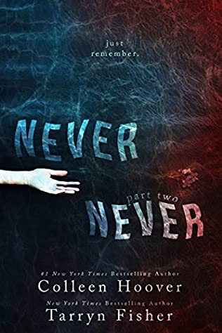 book cover of Never Never