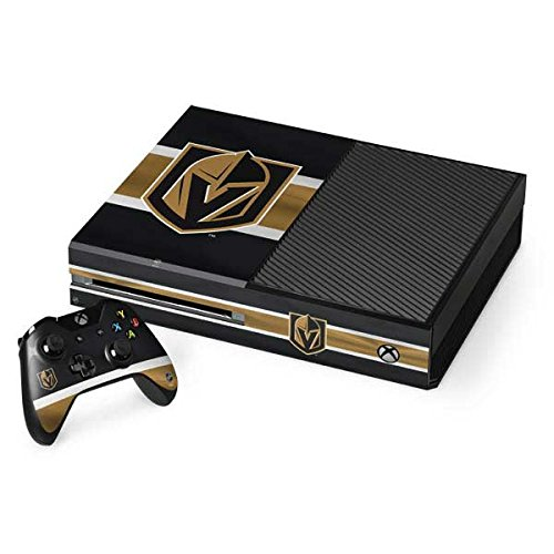 Vegas Golden Knights Xbox One Console and Controller Bundle Skin - Vegas Golden Knights Jersey | NHL X Skinit Skin