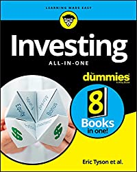 Image of the product Investing All In One for that is listed on the catalogue brand of For Dummies.