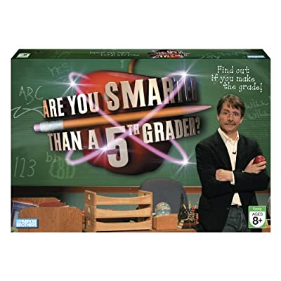 Hasbro are You Smarter Than A 5th Grader? Game: Toys & Games