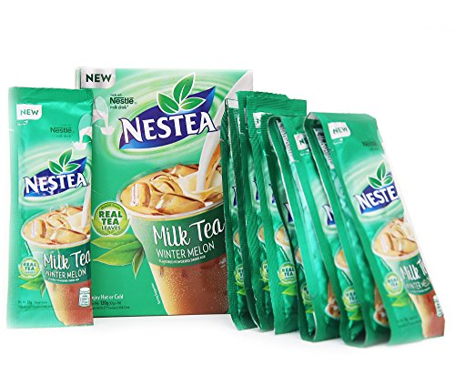 Winter Melon Milk Tea Nestea Flavored Powder Mix Delicious Real Brewed  Black Tea Leaves Enjoy Hot or Cold Combine with Boba Pearls Tapioca  Smoothie