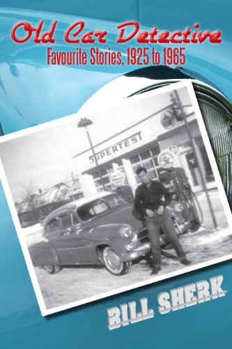 1957 Pontiac Convertible (Old Car Detective: Favourite Stories, 1925 to 1965)