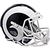 Los Angeles Rams 2017 Riddell Speed Full Size Replica Football Helmet