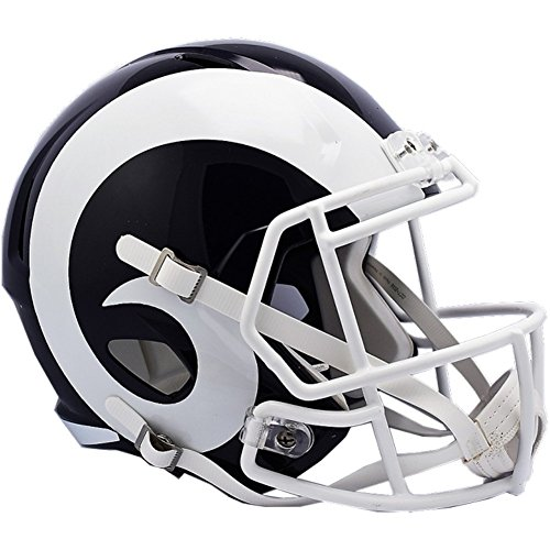 Los Angeles Rams 2017 Riddell Speed Full Size Replica Football Helmet by Riddell