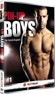 Pin-Up Boys 1 [Francia] [DVD]