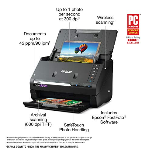 Buy budget photo scanner