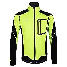 Full Zip Cycling Jacket Windproof Breathable Warm Thermal Long Sleeve Coat MTB Biking Jacket Outfit