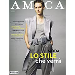 AMICA 最新号 サムネイル