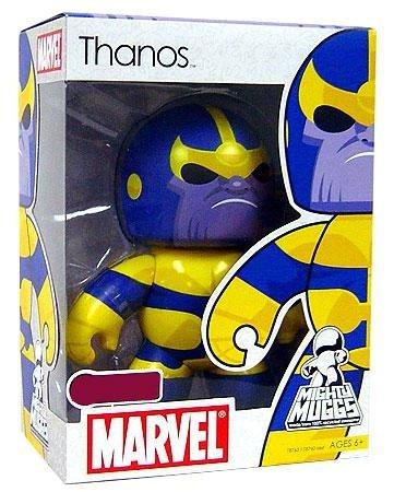 Hasbro Marvel Mighty Muggs Exclusives Thanos Exclusive Vinyl (Marvel Mighty Muggs Vinyl Figures)