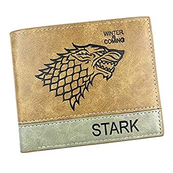 Hot Game of Thrones - Cartera de Piel con Logotipo en ...