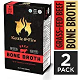 Beef Bone Broth Soup by Kettle and Fire, 2 Pack