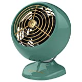Appliances : Vornado VFAN Mini Classic Personal Vintage Air Circulator Fan, Green