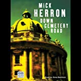 Front cover for the book Down Cemetery Road by Mick Herron