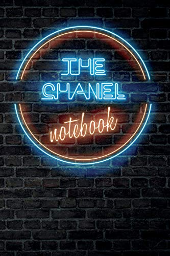 The CHANEL Notebook: Vintage Blank Ruled
