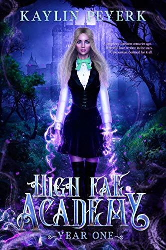 High Fae Academy - Year One: Fae Paranormal Romance by [Peyerk, Kaylin]