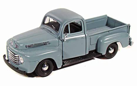 Maisto  Ford F  Pickup Truck Blue  Scale